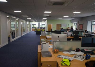 New Industrial Unit Internal Offices