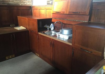 Listed Building Work - Internal refurbishment work to the kitchen area of a church