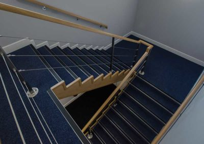 New Industrial Unit Staircase