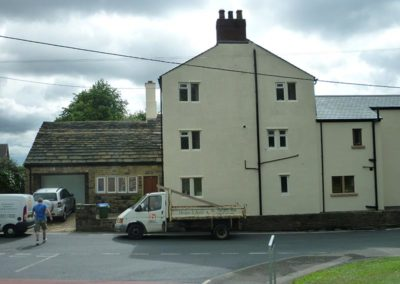 Listed Building Work Example