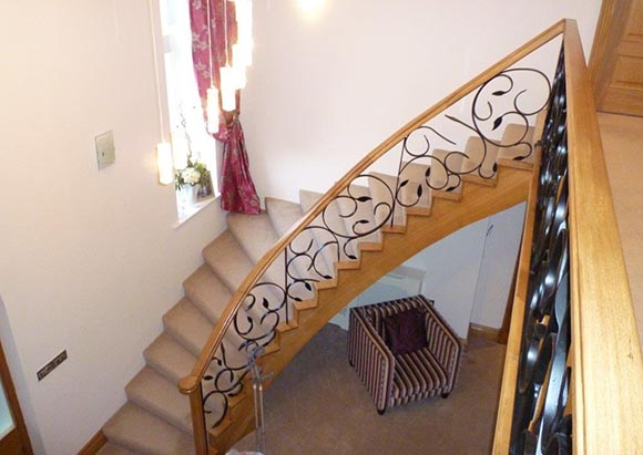 Design & Installation of Feature Staircases