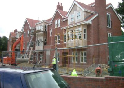 Bespoke New Builds - Matley Court Front Elevation